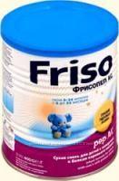 Сухая смесь для детей с аллергией к белкам коровьего молока Фрисопеп АС
