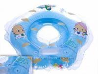 Детские круги для плаванья на шейку от 0 месяцев до 2 лет-выкуп от 1 шт.