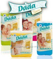 Подгузники Dada Premium из Польши в наличии