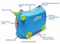 Детские чемоданы Trunki и VGR Италия