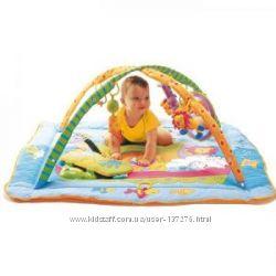 Детские развивающие коврики тине лав  Tiny Love зоосад