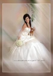 Свадебное платье из салона Беланта