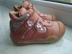 Продам кожаные ботинки Falkon 21р.