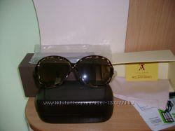 Louis Vuitton красивые, леопардовые солнцезащитные очки можно обмен на очки