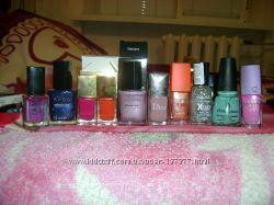 DiorYSLлаки для ногтей новые и б. у
