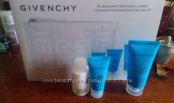Givenchy Hydra Sparkling крем, сыворотка, гель, демакияж лица, косметичка