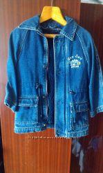 Gloria Jeans ветровка и куртка на меху на зиму 2в1
