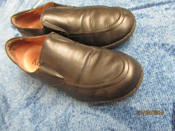 Туфли Braska Kids р. 32 можно в школу