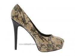 Кожаные туфли ALDO по стельке 25 см