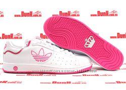 Стильные кроссовки Adidas Respect me кожа бесплатная доставка 39 и 40 разм