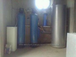 С-ма фильтрации воды