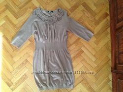 Трикотажное платье Asos на размер М