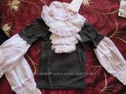 Шикарная блуза для школьницы