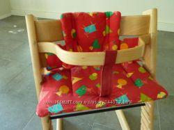 Stokke tripp trapp текстиль для стульчика  в наличии