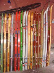 Продам Новые лыжи и КРЕПЛЕНИЕ