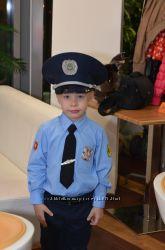 Как сшить костюм полицейского для мальчика своими руками 99