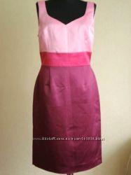 Дорогое платье в розовых тонах США 120y. e  Распродажа