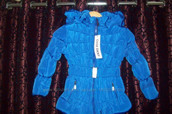 Деми курточки DKNY р. 4, р. 6  Распродажа