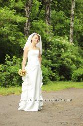 Свадебное платье счастливой жены