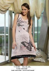 Домашнее платье COCOON 12-203