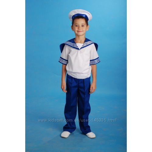 Берет моряка для мальчика