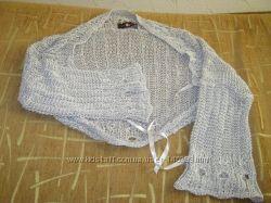 симпатичные свитер и болеро