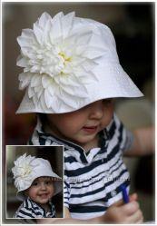 Шикарные шапочки, повязки, панамы, ободки с цветами, перьями