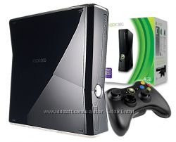 Игровая приставка Microsoft Xbox 360 Slim 4 GB  320GB 15 шт. игр