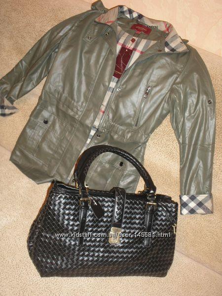 Burberry легкая куртка