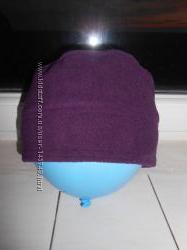 Продам мягусенькую флисовую шапочку
