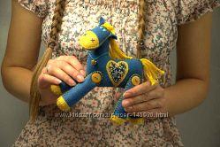 Набор для шитья Лошадка - Клаптик