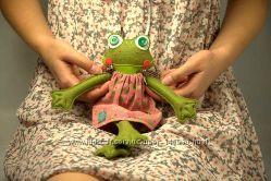 Набор для шитья Лягушка-веснушка