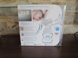 Молокоотсос двухфазный Lovi Protect, набор ложечек Babydream в подарок