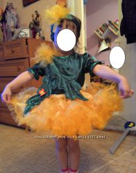 Прокат костюма Одуванчика  для праздника Весны