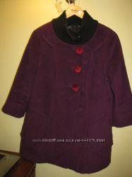 Пальто для беременной, р. 46 наш