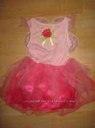 Платье на Хеллоуин или НГ - фея CRAZY8 р. 18-24м.