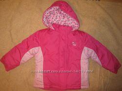 Куртка 4 в 1  FADED GLORY размер  3т розовый,