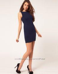 Синее платье ASOS в наличии