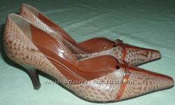 Фирменные туфли Монарх. Очень удобные и красивые. Р. 37-37, 5