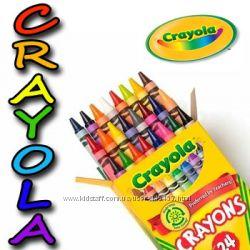 Канцелярия Крайола Crayola для малышей и постарше