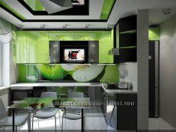 Дизайн интерьера жилых и коммерческих помещений