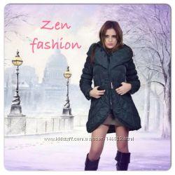 Зимняя женская куртка ZEN fashion, Израиль