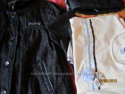Костюм  темный джинс Chicco р104