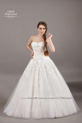 Свадебное платье для неповторимой