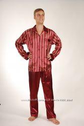 мужские шелковые пижамы Турция