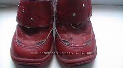 Ботиночки Arial деми утепленные девочке 20 размер 12, 5см