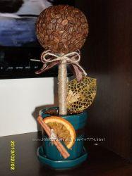 сувениры кофейное дерево