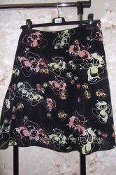Тонкие шифоновые юбочки, маленький размер