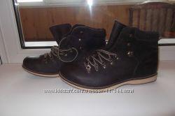 Стильные ботинки RED TAPE, 30 см стелька, кожа