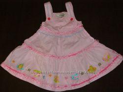 Летние платья на малышку